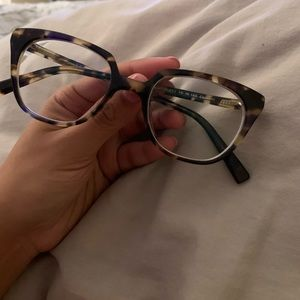 Warby Parker Claudia 👓 with Case